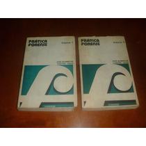 Prática Forense Vol 1 E 2 (josé Olympio De Castro Filho)