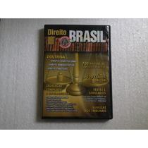 Direito Brasil - Concursos E Exames Da Oab - Cd-rom