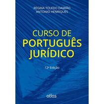 Curso De Português Jurídico 15ª Edição Oferta!