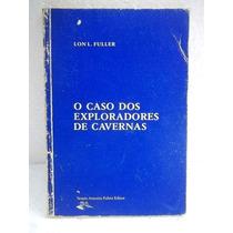 O Caso Dos Exploradores Das Cavernas - Livro