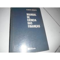 Manual De Ciência Das Finanças - Alberto Deodato
