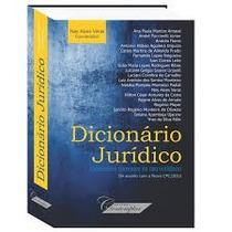 Dicionário Jurídico:expressões Correntes De Uso Cotidiano