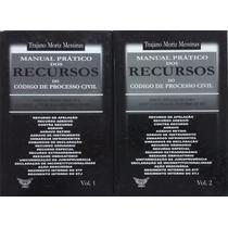 Manual Dos Recursos Do Código De Processo Civil - Messinas
