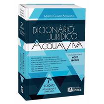 Dicionario Juridico Acquaviva 2016