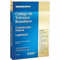 Livro Código De Trânsito Brasileiro #