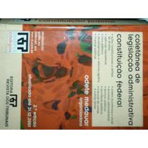 Livro Coletânea De Legislação Administrativa Constituição Fe