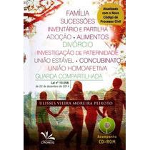 Livro -família, Sucessões, Inventário E Partilha,adoção,2016