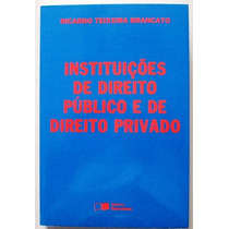 A8062 Instituições De Direito Público E De Direito Privado