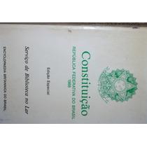 Livro Constituição República Federativa Do Brasil 1988 (1)