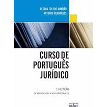 Curso De Portugues Juridico - 9788522459544