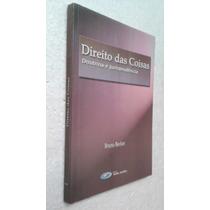 Livro Direito Das Coisas Doutrina E Jurisp- Bruno Becker