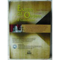 Exame De Ordem E Concursos - 6.000 Questões + Gabarito + Cd