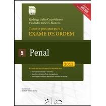 Pdf Coleção 1ª Fase Oab Penal Vol.5_2015