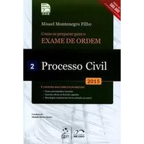 Pdf Col. 1ªfase Oab_processo Civil_2015