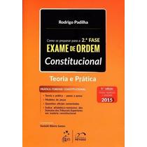 Pdf Coleção 2ª Fase Oab Constitucional_2015_5ªed
