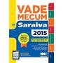 Vade Mecum Saraiva Tradicional 2015 - 20ª Edição - Lacrado