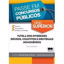 Livro Passe Em Concursos Públicos - Nível Superior - Tutela