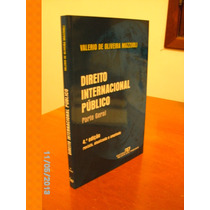 Livro Direito Internacional Público - 4ª Edição / 2008
