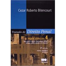 Livro Em Pdf Tratado De Direito Penal - Volume 4_2012_8ªed