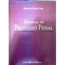 Marcellus Polastri Lima Manual De Processo Penal Lumen Juris