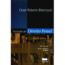 Tratado De Direito Penal Vol.1 -2015. Bitencourt, Cezar Robe