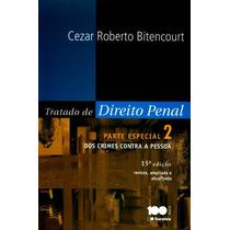 Tratado De Direito Penal-vol.2 -15ª Ed.bitencourt, Cezar Rob
