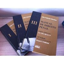 Manual De Direito Penal - Mirabete - Coleção Completa