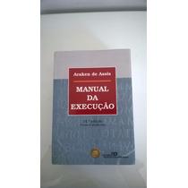 Manual Da Execução - Araken De Assis - 2013