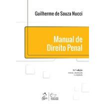 Manual De Direito Penal - 11ª Ed. 2015 Nucci, Guilherme