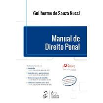 Manual De Direito Penal 12ª Ed. 2016 Nucci, Guilherme De Sou