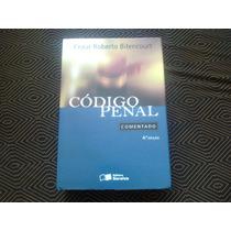Livro Código Penal -cezar Roberto Bitencourt.