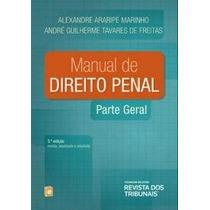 Manual De Direito - Penal Parte Geral 3ed Alexandre Araripe