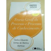 Sinopses Juridicas Vol 11 Teoria Geral Processo