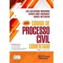 Novo Cpc Comentado -2ª Ed.2016 Marinoni