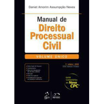 Manual De Processol Civil Pdf Livro Digital