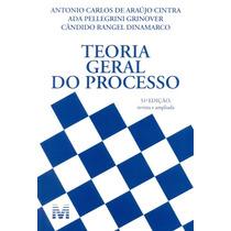 Teoria Geral Do Processo - 31ª Ed. 2015