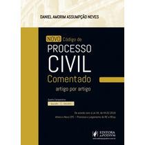Novo Cpc Comentado Artigo Por Artigo 2016 Daniel Amorim Assu