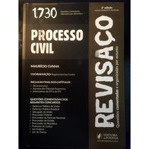 Revisaço Processo Civil 2015 2ªed. 1.730 Questões Comentadas