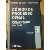 Código Processo Penal Comentado - Fernando Tourinho Filho