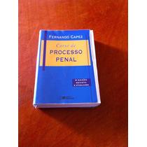 Curso De Processo Penal Fernando Capez 9ª Ed.