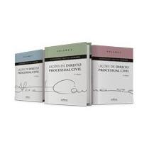 Coleção Lições De Direito Processual Civil - (3 Volumes) Pdf