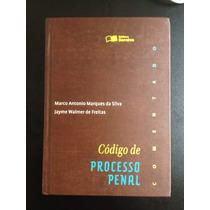 Livro Código De Processo Penal - Comentado - Editora Saraiva