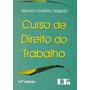 Curso De Direito Do Trabalho - 14ª Ed. 2015 Delgado,mauricio
