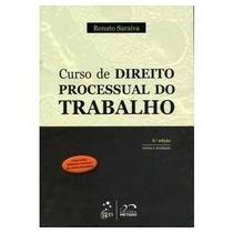 Curso De Direito Processual Do Trabalho 2012 Direito 9ª Ediç