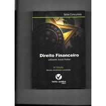 Direito Financeiro Lafayete Josué Petter 6a Edição Verbo Jur