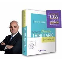 Manual Direito Tributário Sabbag 4º Ed. 2012 Frete Grátis!