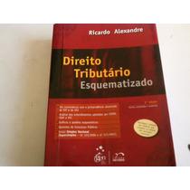 Direito Tributário Esquematizado Ricardo Alexandre 2008