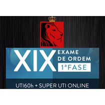 Curso Xix Oab: Uti + Suti + Pilares + Brindes (19)