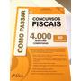 Como Passar Em Concursos Fiscais - 3 Ed