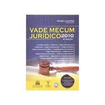 Vade Mecum Jurídico 2010 Com Cd-rom Lacrado - Pedro Lazarini